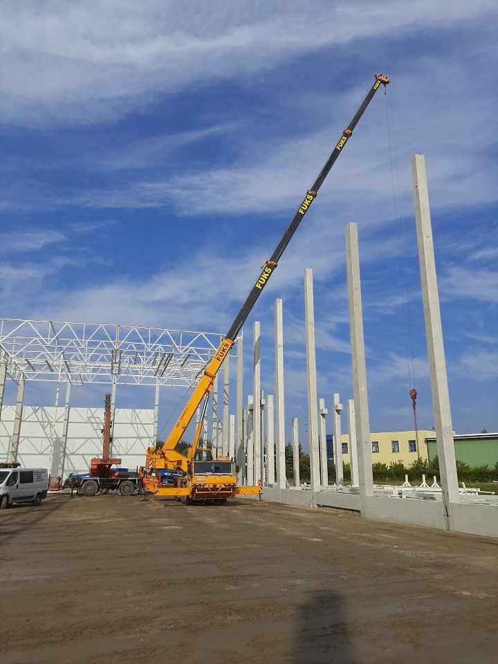 Budowa Dźwigi w Gdańsku 4